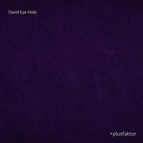 DAVID EYE - VIOLA / SONORUS